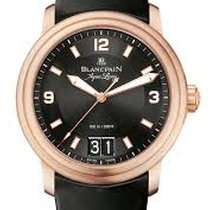 Blancpain Léman Or rose 40mm