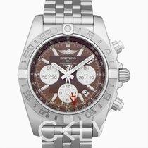 百年灵  Chronomat 44 GMT 全新 钢