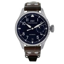 "IWC Big Pilot ""Le Petit Prince"" Stainless Steel Watch IW501002"
