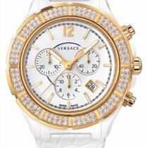 Versace Ceramic 43mm Quartz 28CCP11D001 S001 new United States of America, New York, New York