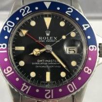 Rolex 1675 Acier 1968 GMT-Master 40mm occasion France, Boulogne