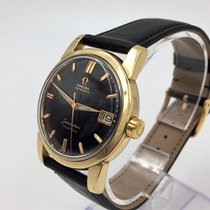 Omega Seamaster (Submodel) pre-owned 35mm Gold/Steel