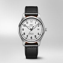 IWC IW327012 Steel Pilot Mark