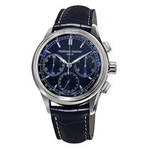 Frederique Constant Manufacture Staal 42mm Blauw Nederland, Culemborg