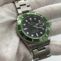 Rolex Submariner Date 16610LV 2007 pre-owned