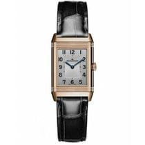 Jaeger-LeCoultre Reverso Classic Small Duetto Or rose 34mm