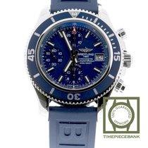 Breitling Superocean Сталь 42mm Синий