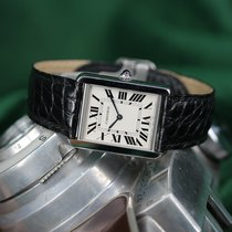 Cartier Tank Solo Steel 34.8mm United Kingdom, Norwich