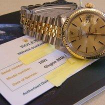 Rolex Datejust 1601 1977 rabljen