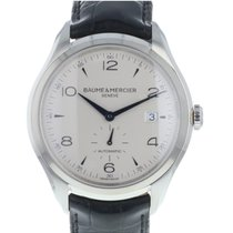 Baume & Mercier MOA10052 Steel 2013 Clifton 41mm pre-owned
