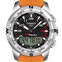 Tissot Titan Kvarc Crn 43.3mm nov T-Touch II