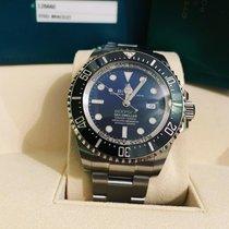 Rolex Sea-Dweller Deepsea Acciaio 44mm Blu Senza numeri Italia, Caserta