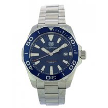 TAG Heuer Aquaracer 300M Steel 41mm Blue