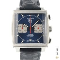 TAG Heuer Steel 39mm Automatic CAW2111 pre-owned