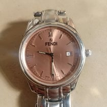 Fendi Steel Quartz pre-owned
