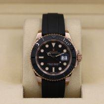 Rolex Yacht-Master 40 Rose gold 40mm Black No numerals United States of America, Tennesse, Nashville