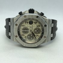 Audemars Piguet Steel 42mm Automatic 26470ST.OO.A801CR.01 pre-owned