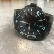 Oris Aquis Date new 2017 Automatic Watch with original box and original papers 0173376534725-0742634BEB