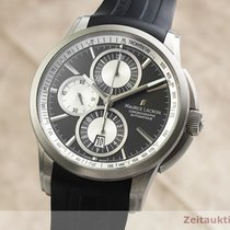 Maurice Lacroix Titan Automatik Grau 43mm gebraucht Pontos Chronographe