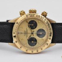 Rolex 6265/8 Gelbgold 1976 Daytona gebraucht