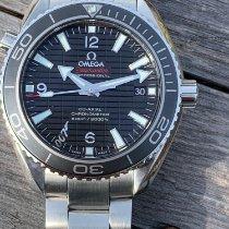Omega Seamaster Planet Ocean 232.30.42.21.01.004 Ottimo Acciaio 42mm Automatico