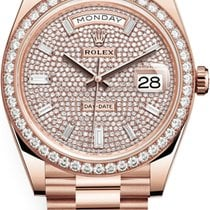 Rolex Day-Date 40 Rose gold 40mm United States of America, New York, Airmont