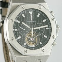 Audemars Piguet Royal Oak Tourbillon 25977ST.00.D002CR.01 2010 gebraucht