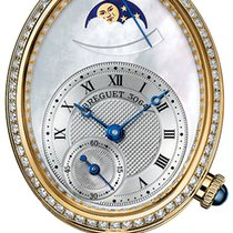 Breguet Reine de Naples Yellow gold 28.5mm Mother of pearl United States of America, New York, Airmont