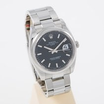 Rolex Oyster Perpetual Date perfect condition box papers LC 100
