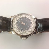 Patek Philippe World Time 5110P  platinum 'FULL SET'