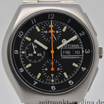 Tutima Military 798-01 Goed Staal 44mm Automatisch