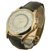 Patek Philippe 5130R-001 5130R World Time Current Version in...
