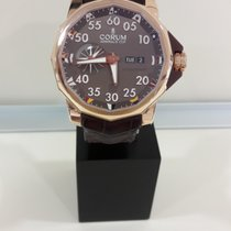 Corum Admirals Cup Competition 48 18k Rose Gold