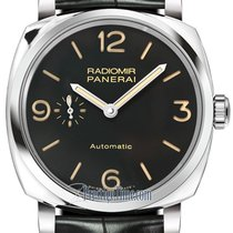 Panerai Radiomir 1940 3 Days Automatic Steel 42mm Black United States of America, New York, Airmont