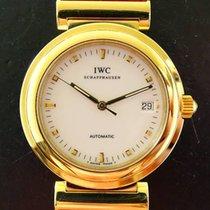 IWC Da Vinci Automatic Gelbgold 37mm Weiß Deutschland, Bad Endorf