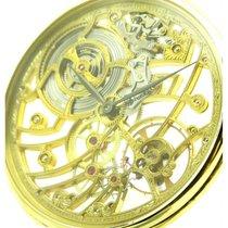 Audemars Piguet | Skeleton 18kt Yellow gold Pocket Watch, from...