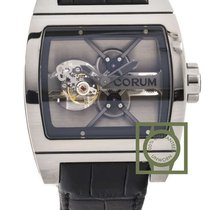 Corum Ti-Bridge Tourbillon Limited Edition 43mm Skeleton NEW