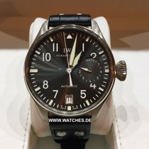 IWC Big Pilot's Watch Automatic White Gold - IW500402