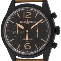 Bell & Ross Vintage Otel 41mm Negru
