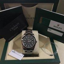 Rolex Datejust 41 dial Black