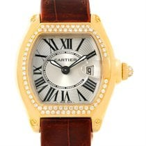 Cartier Roadster W62018Y5 2008 pre-owned