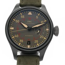 IWC Big Pilot Top Gun Miramar Ceramic 48mm Black United States of America, New York, New York