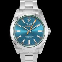 Rolex Milgauss Steel Blue United States of America, California, San Mateo