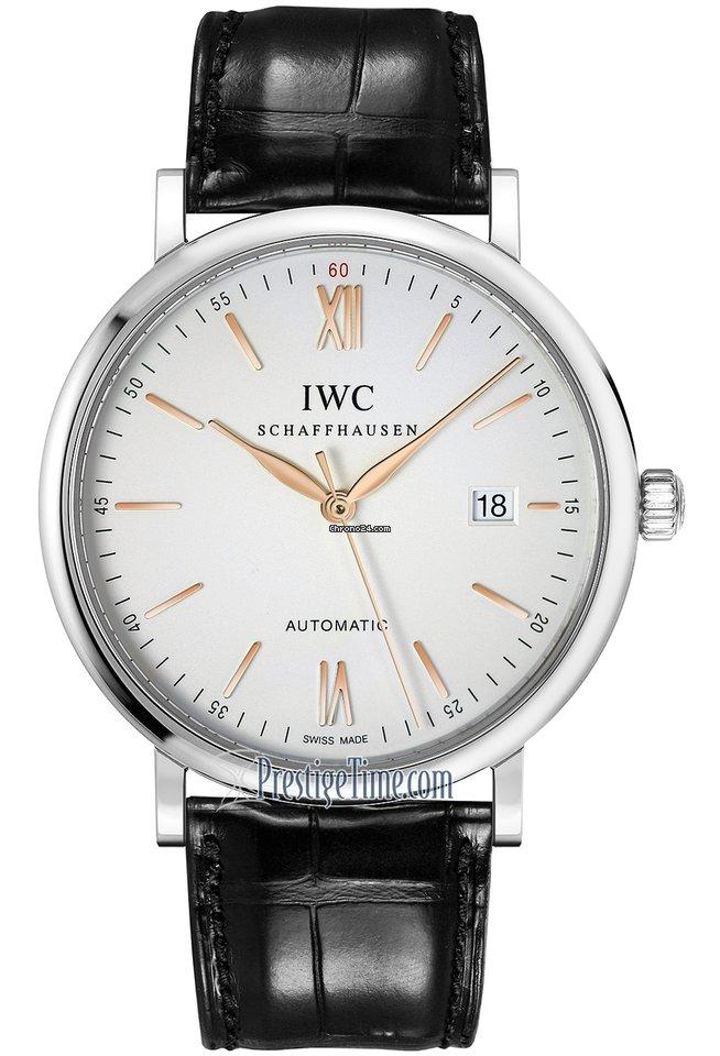IWC Portofino Automatic iw356517 2021 new