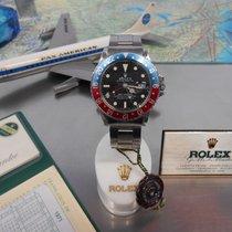 Rolex GMT-Master 1675, 1971, Full Set, Rolex Service 06/2018