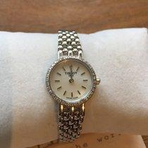 Tissot Oro blanco Cuarzo 19,3mm 2008