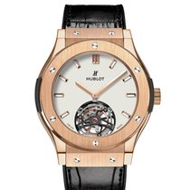 Hublot Classic Fusion 45, 42, 38, 33 mm 505.OX.2610.LR New Rose gold 45mm Manual winding United States of America, New York, New York