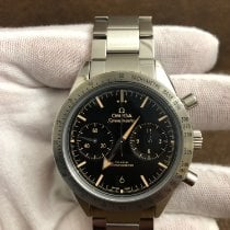 Omega Speedmaster '57 Steel 41.5mm Black No numerals United States of America, Texas, Garland