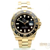 Rolex 116718LN Gelbgold GMT-Master II 40mm