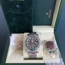 Rolex 116610LV Acier 2010 Submariner Date 40mm occasion France, saint varent